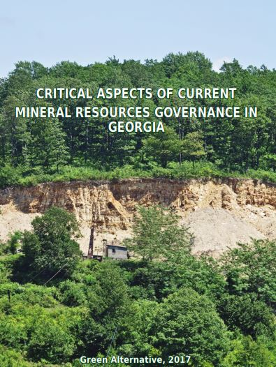 Critical Aspects of Current Mineral Resources Governance in Georgia