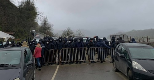 Civil Society Organizations respond to the current events in the Rioni Valley
